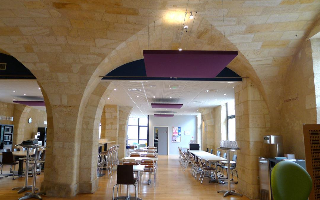 Restructuration d'un Restaurant Universitaire